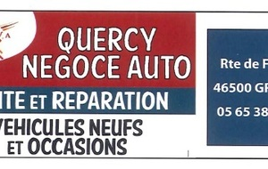 QUERCY NEGOCE AUTO